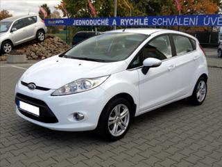Ford Fiesta 1,2 i KLIMA*CZ*SERVISNÍ KN.* hatchback benzin