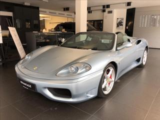Ferrari 360 3,6 Spider/Manuál/Originální stav/TOP  IHNED kabriolet benzin