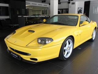 Ferrari F550 5,5 Maranello/Giallo Modena/TOP STAV/Po velkém servisu  IHNED kupé benzin