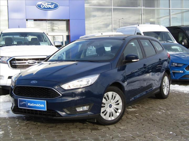 Ford Focus 1,5 TDCi 70kW Trend Klima kombi nafta