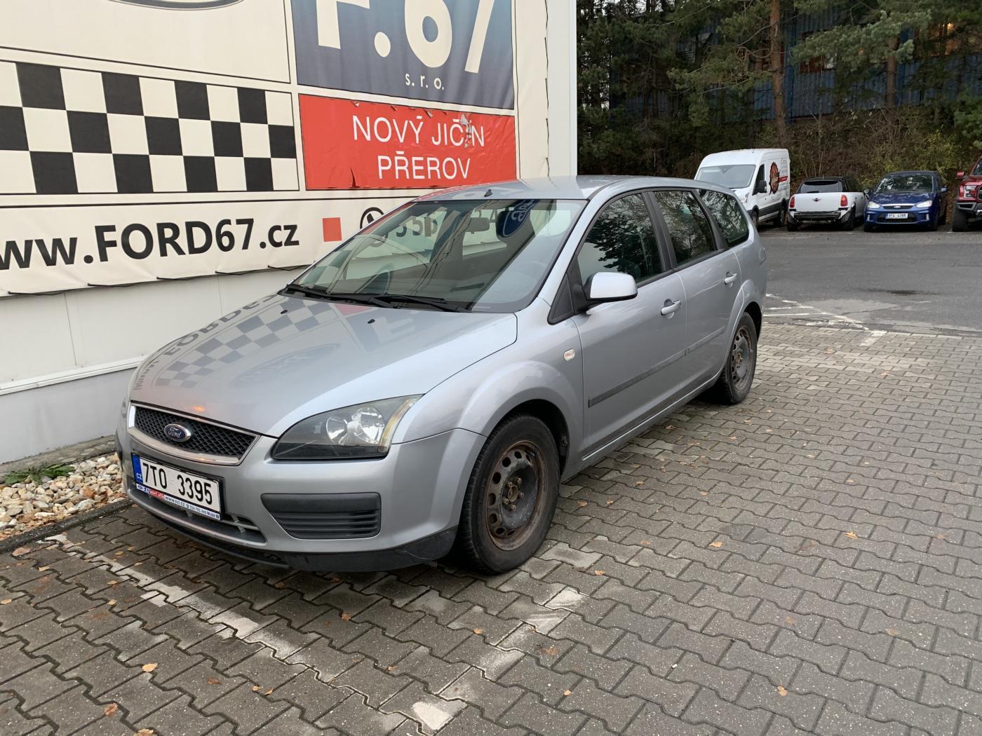 Ford Focus 1,6TDCi od FORD67.cz kombi