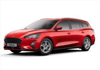 Ford Focus 1,0 Kombi Trend EditionPlus kombi benzin