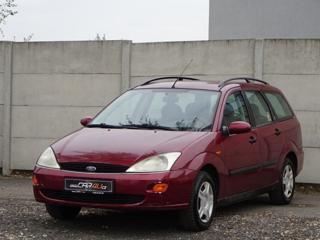 Ford Focus 1.6i 74 kW NOVÁ SPOJKA kombi benzin