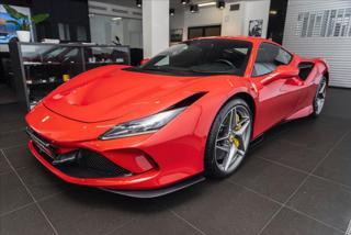 Ferrari F8 3,9 Tributo Coupé DCT / Rosso Corsa  IHNED kupé benzin