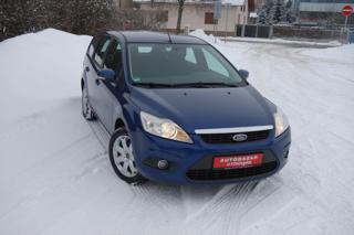 Ford Focus 1,6 74kW, digi klima kombi