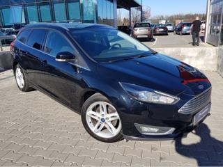 Ford Focus 1.5 TDCi Titanium kombi nafta