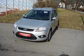 Ford Focus 1,6 74kW Style, tažné z., digi klim kombi
