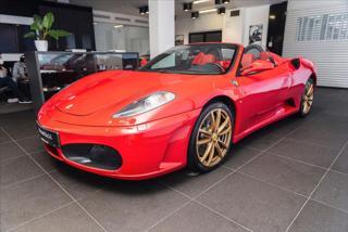 Ferrari F430 4,3 Spider F1 / Carbon / TOP STAV  IHNED kabriolet benzin