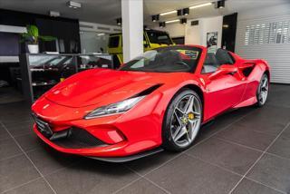 Ferrari F8 3,9 Spider DCT/360°/JBL/Lifting/Carbon  SKLADEM kabriolet benzin