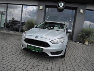 Ford Focus 1.5 TDCi 70kW NAVI ALU TOP STAV kombi