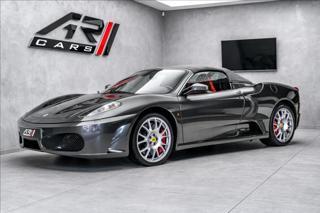 Ferrari F430 Spider F1, karbon kabriolet benzin