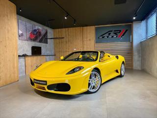 Ferrari F430 4,3 SPIDER F1, KARBON, DAYTONA  BR kabriolet benzin