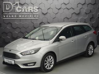 Ford Focus 2.0 TDCi Titanium ZIMNÍ PAKET, SYNC kombi