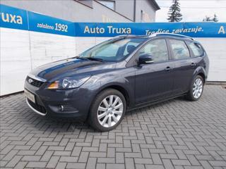 Ford Focus 1,6 i 16V 74kW TITANIUM  Kombi kombi benzin