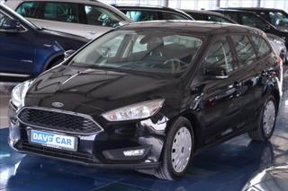 Ford Focus 1,5 TDCi Business Navi DPH kombi nafta