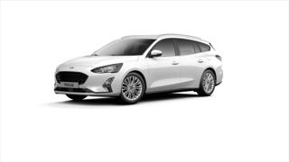 Ford Focus 1,5 EcoBlue 88 kW  Titanium kombi nafta