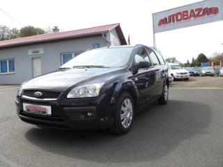 Ford Focus 1,6 KLIMA, SERVISKA kombi