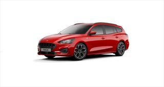 Ford Focus 1,0 EcoBoost 114 kW  St-Line X kombi benzin