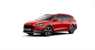 Ford Focus 1,0 EcoBoost mHEV 114 kW  Active X kombi benzin
