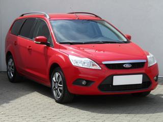 Ford Focus 1.6 TDCI, Serv.kniha, ČR kombi nafta