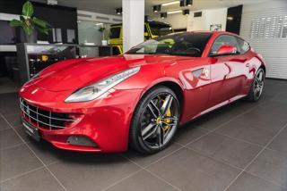 Ferrari FF 6,3 V12 4x4/Navi/Odv.sedadla/Karbon/360°  IHNED kupé benzin