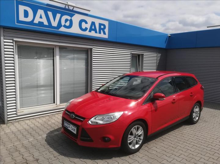 Ford Focus 1,6 i 77 kW CZ Klima Serv.Kniha kombi benzin