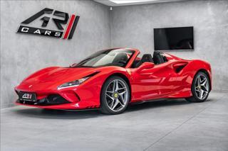 Ferrari F8 SPIDER, LIFT, Carbon, JBL  OV,Ru kabriolet benzin