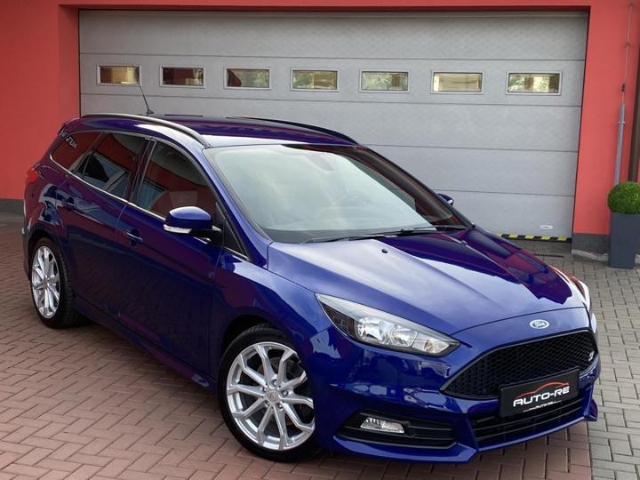 Ford Focus 2.0TDCi Digi Klima Recaro !!! kombi