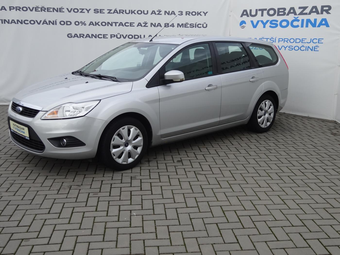 Ford Focus Com.1.6i 16V ČR! SERVIS FORD!!! kombi