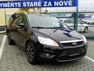 Ford Focus 1,6 i BlackMagic *SERVISKA* kombi benzin