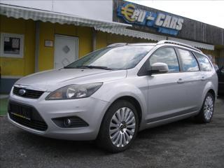 Ford Focus 1,6   ESP,AUTOKLIMA,SERVISKA kombi benzin