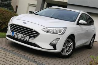 Ford Focus 1,5 TDCi koup.ČR tempomat,s.kn kombi nafta