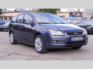 Ford Focus 2.0TDCi/100kW kombi nafta
