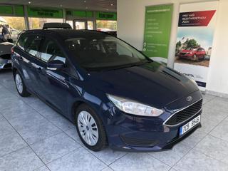 Ford Focus 1.5TDCi 70kW ČR 1MAJ CONSTRUCT kombi