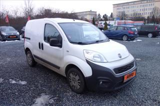 Fiat Fiorino 1,4 i, ČR, 1 MAJITEL, KLIMA. skříň benzin