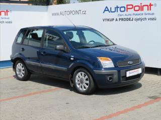 Ford Fusion 1,4 ČR SERVIS KLIMA skříň benzin