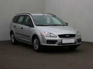 Ford Focus 1.6, Serv.kniha, ČR užitkové benzin