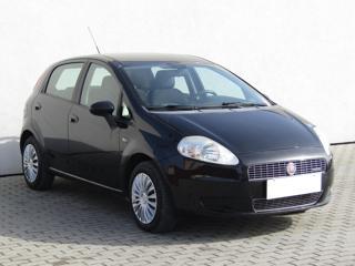Fiat Grande Punto 1.3JTD, Serv.kniha hatchback nafta