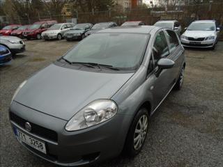 Fiat Grande Punto 1,2 i,klima,1.maj hatchback benzin