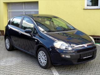 Fiat Grande Punto 1,3 JTd *SERVISNÍ KNÍŽKA* hatchback nafta