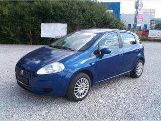 Fiat Grande Punto 1.4 hatchback benzin