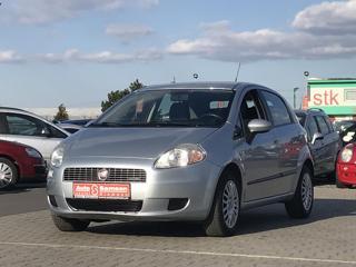 Fiat Grande Punto 1,2 JTD *KLIMATIZACE*ASR* hatchback nafta