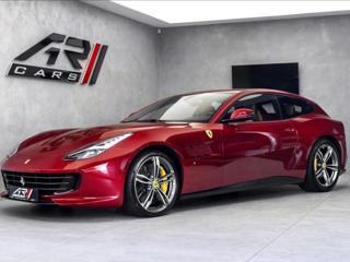 Ferrari GTC4 Lusso GTC4Lusso V12, JBL, rosso Maranello, CZ  OV kupé benzin