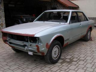 Ford Granada 2.3GUIA 1982 sedan