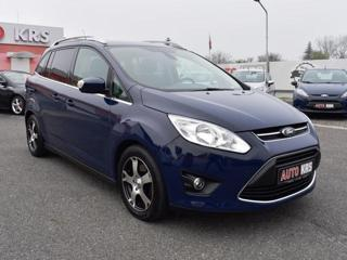 Ford Grand C-MAX 1,6TDCi 115PS 7Míst, VAN