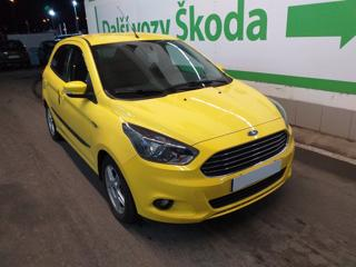 Ford KA PLUS 1.2 Ti-VCT 63kW hatchback benzin