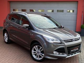 Ford Kuga 2.0TDCi Xenony Polokůže !!! SUV