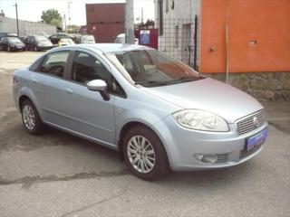 Fiat Linea 1,3 JTD MULTIJET SERVISKA,ČR sedan nafta