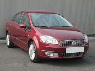 Fiat Linea 1.3, ČR sedan nafta