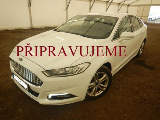 Ford Mondeo 2.0 TDCi AT-TITANIUM-TOP-ČR !! liftback nafta